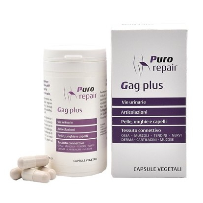 Purorepair Gag Plus 40 capsule